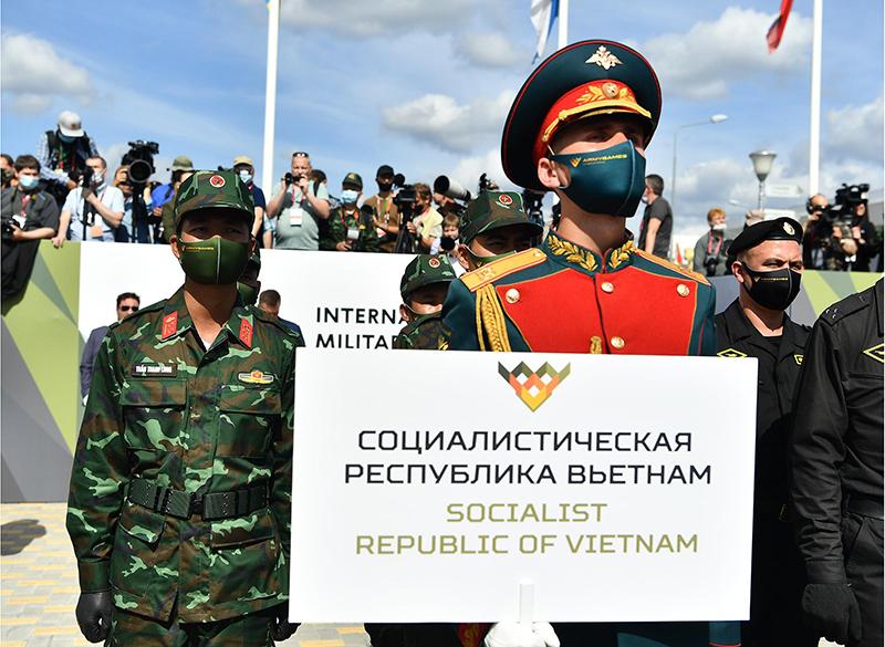 Nga tổ chức khai mạc Army Games 2020 và ARMY-2020 -0