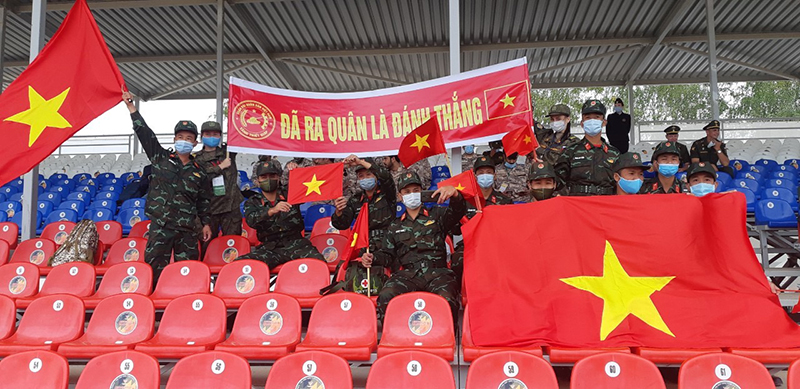 Army Games 2020: Đội tuyển xe tăng Quân đội nhân dân Việt Nam xếp nhất bảng -3
