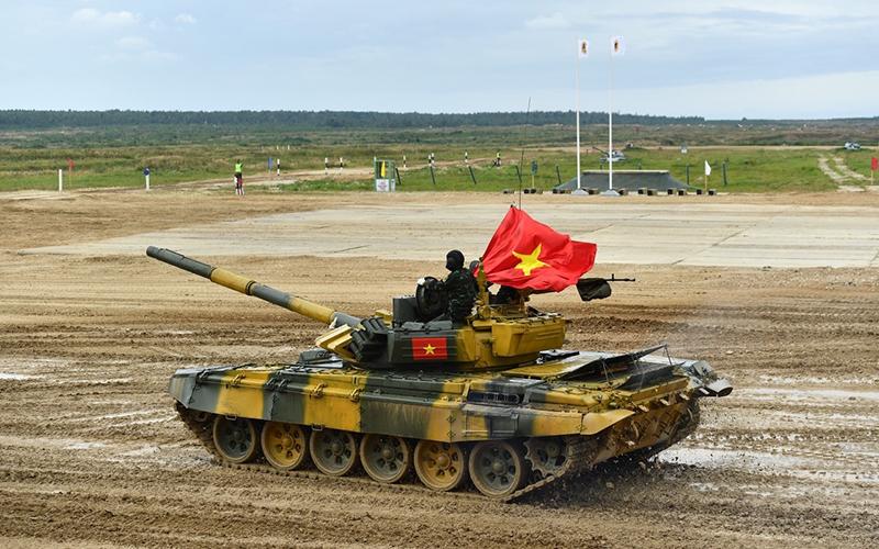Army Games 2020: Đội tuyển xe tăng Quân đội nhân dân Việt Nam xếp nhất bảng -4