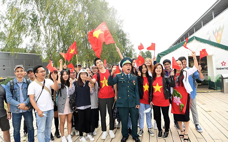 Cập nhật: Đội tuyển xe tăng Việt Nam xếp thứ hai bảng 2 -0