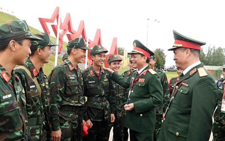 Army Games 2020: Đội tuyển xe tăng Việt Nam đứng thứ nhất lượt đầu thi đấu -0