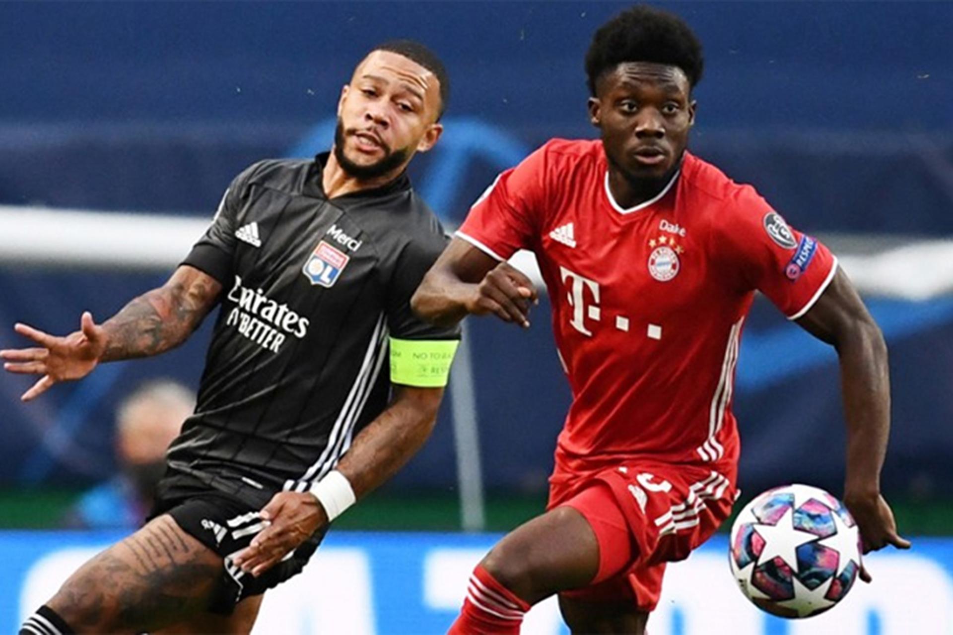 Top 5 cầu thủ thi đấu ấn tượng tại UEFA Champions League mùa giải năm nay. -0