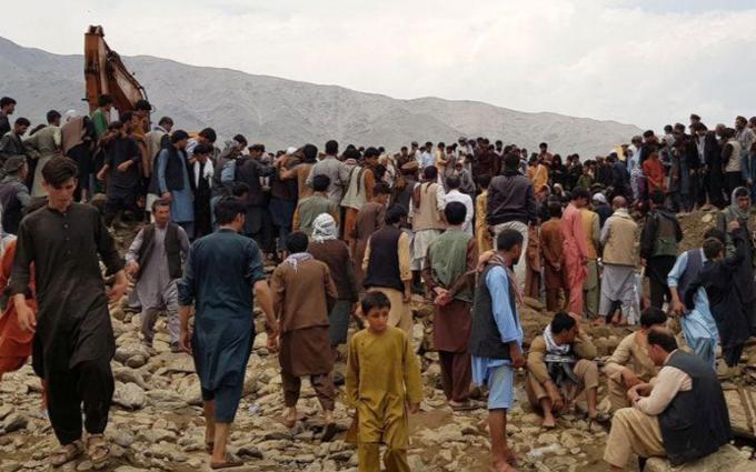 Lũ quét tại Afghanistan làm 150 người thiệt mạng -0