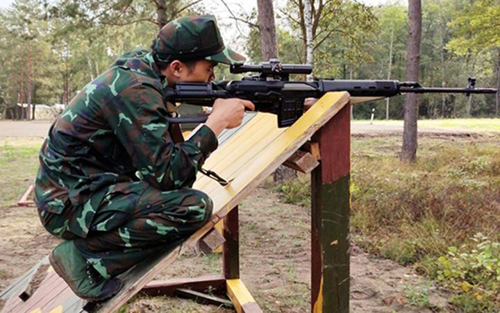 Các đội tuyển Việt Nam thi đấu khởi sắc hơn tại Army Games 2020 -0