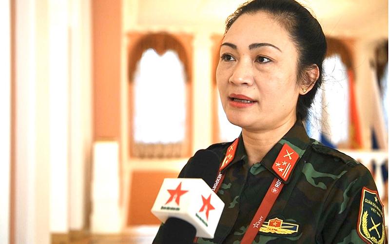 Quảng bá hình ảnh Việt Nam tại Army Games 2020 dịp Quốc khánh 2-9 -0