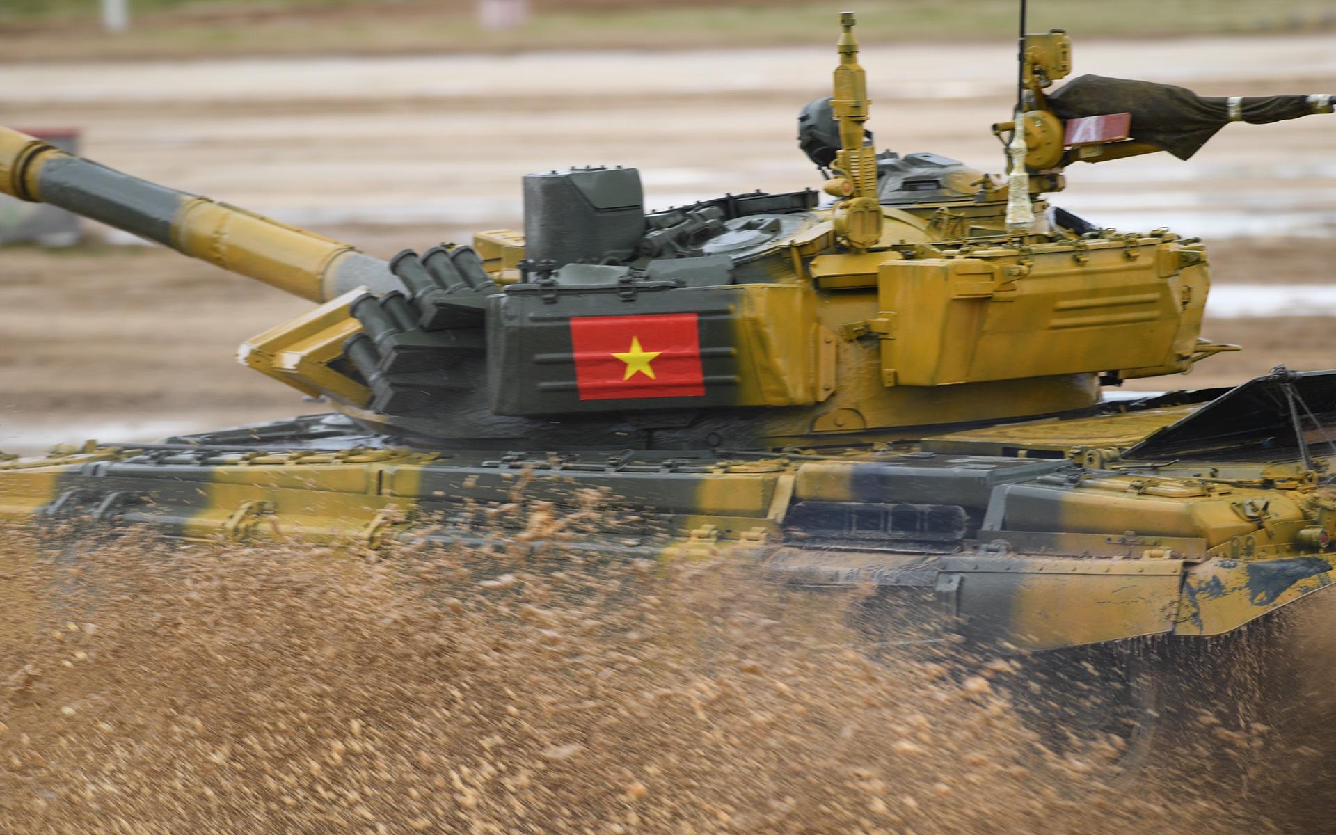 Army Games 2020: Hình ảnh thi đấu của Kíp xe số 3 Đội tuyển Xe tăng QĐND Việt Nam -8