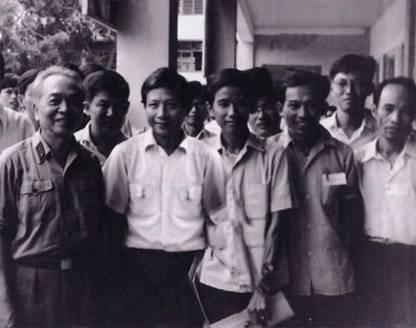 Giáo sư toán học Đặng Đình Áng qua đời, thọ 94 tuổi -0