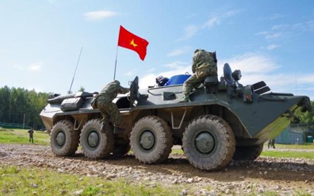 Ngày thi đấu ấn tượng của các đội tuyển QĐND Việt Nam -0