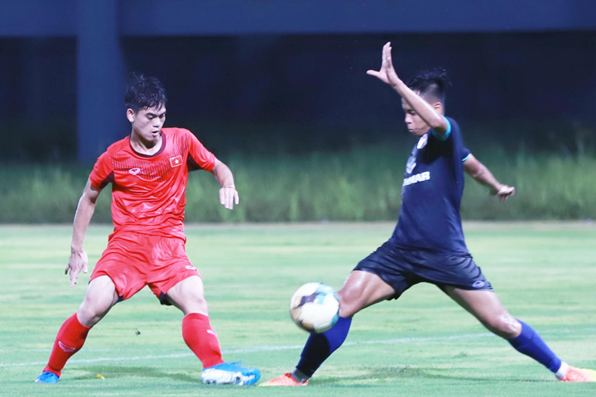 ĐT U19 Việt Nam kết thúc đợt tập trung lần thứ ba -0