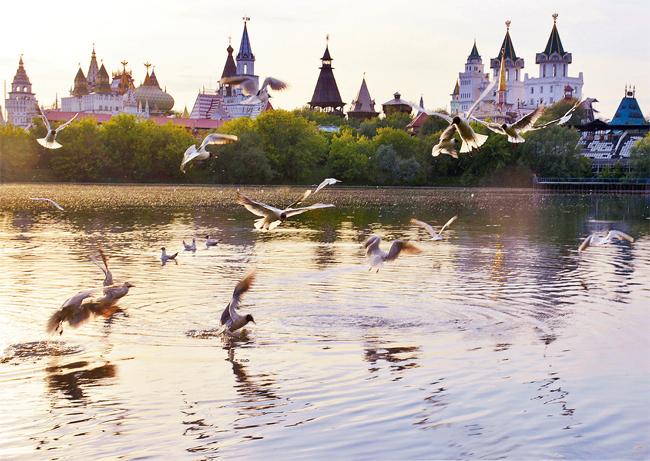 Kremlin thứ hai và hòn đảo cổ xưa, thơ mộng -0