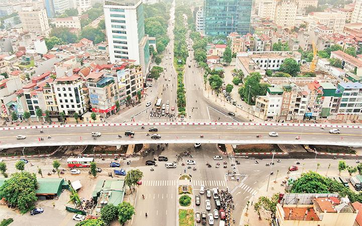 Thông xe công trình giao thông trọng điểm -0