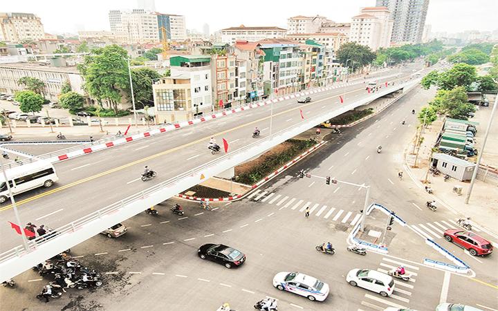 Thông xe công trình giao thông trọng điểm -1