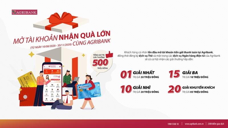 Agribank triển khai nhiều chương trình tri ân, ưu đãi dịp Quốc khánh 2-9 -0