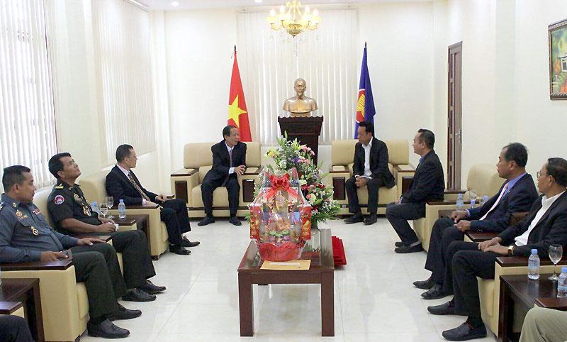 Nhiều hoạt động kỷ niệm 75 năm Quốc khánh Việt Nam tại Campuchia -0
