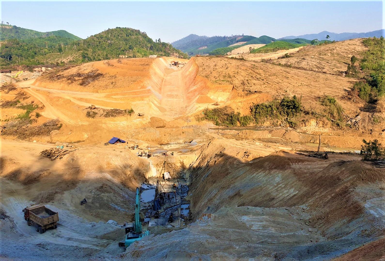 Đẩy nhanh tiến độ giải phóng mặt bằng Dự án hồ chứa nước Krông Pắk Thượng -0