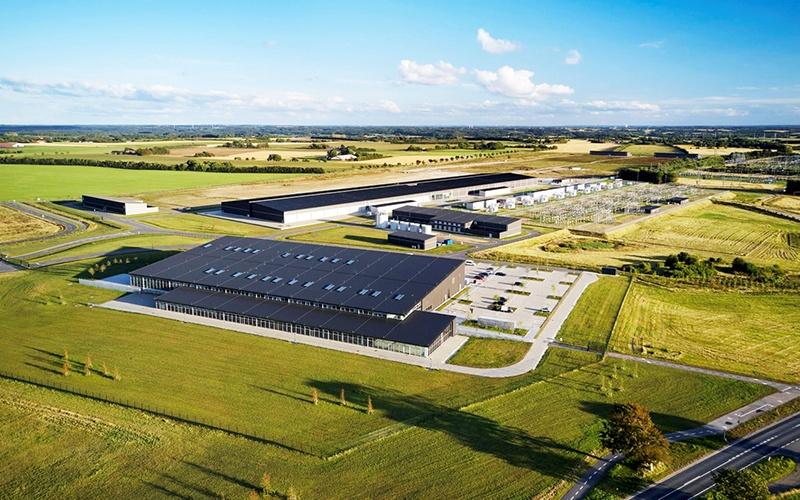 Apple mở rộng sản xuất năng lượng xanh tại châu Âu -0