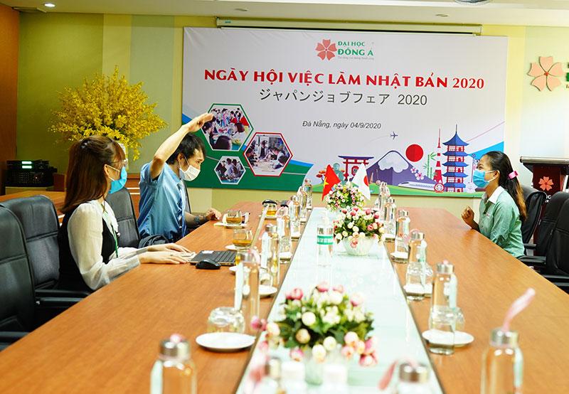 Gần 300 sinh viên Đà Nẵng được tiếp nhận làm việc tại Nhật Bản -0