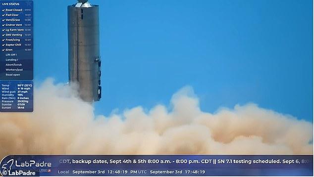 SpaceX bay thử nghiệm nguyên mẫu mới tàu vũ trụ Starlink lên sao Hỏa -0