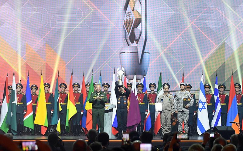 Bế mạc Army Games 2020: Đoàn QĐND Việt Nam đạt nhiều thành tích, vượt mục tiêu đề ra -0