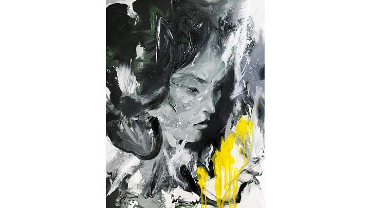 """""""Toan"""" - Tranh vẽ từ mùa dịch -0"""