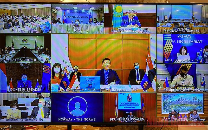 Xây dựng một Cộng đồng ASEAN vững mạnh, đoàn kết và tự cường -0