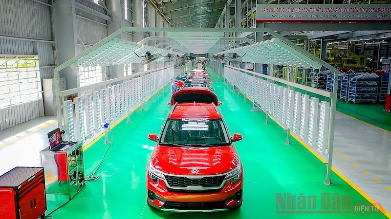THACO chính thức xuất xưởng dòng xe KIA Seltos -0