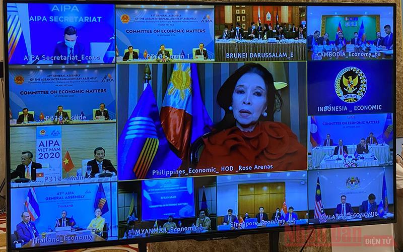 Tăng cường gắn kết, chung tay phục hồi kinh tế ASEAN sau đại dịch Covid-19 -0