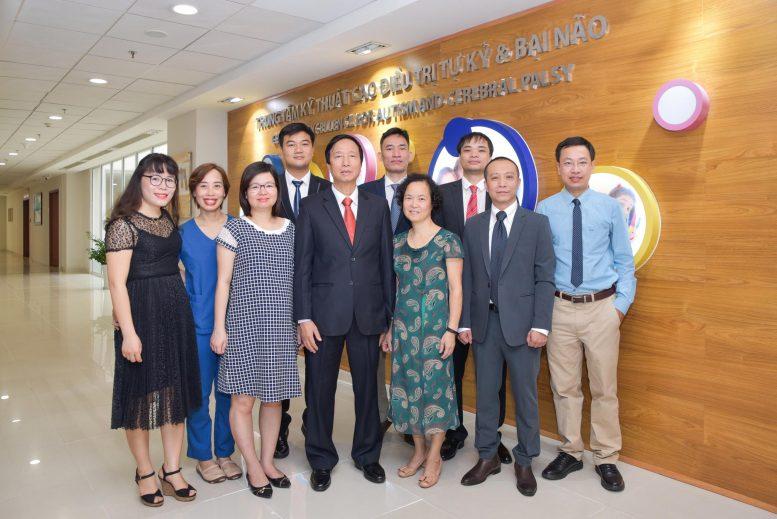 Nghiên cứu tế bào gốc chữa bệnh tự kỷ của GS Nguyễn Thanh Liêm được công bố quốc tế -0