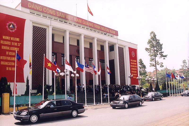 Đại hội đồng AIPA 41 và dấu ấn Quốc hội Việt Nam - 0
