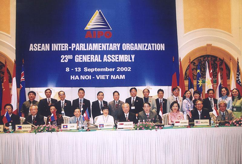 Đại hội đồng AIPA 41 và dấu ấn Quốc hội Việt Nam - 1