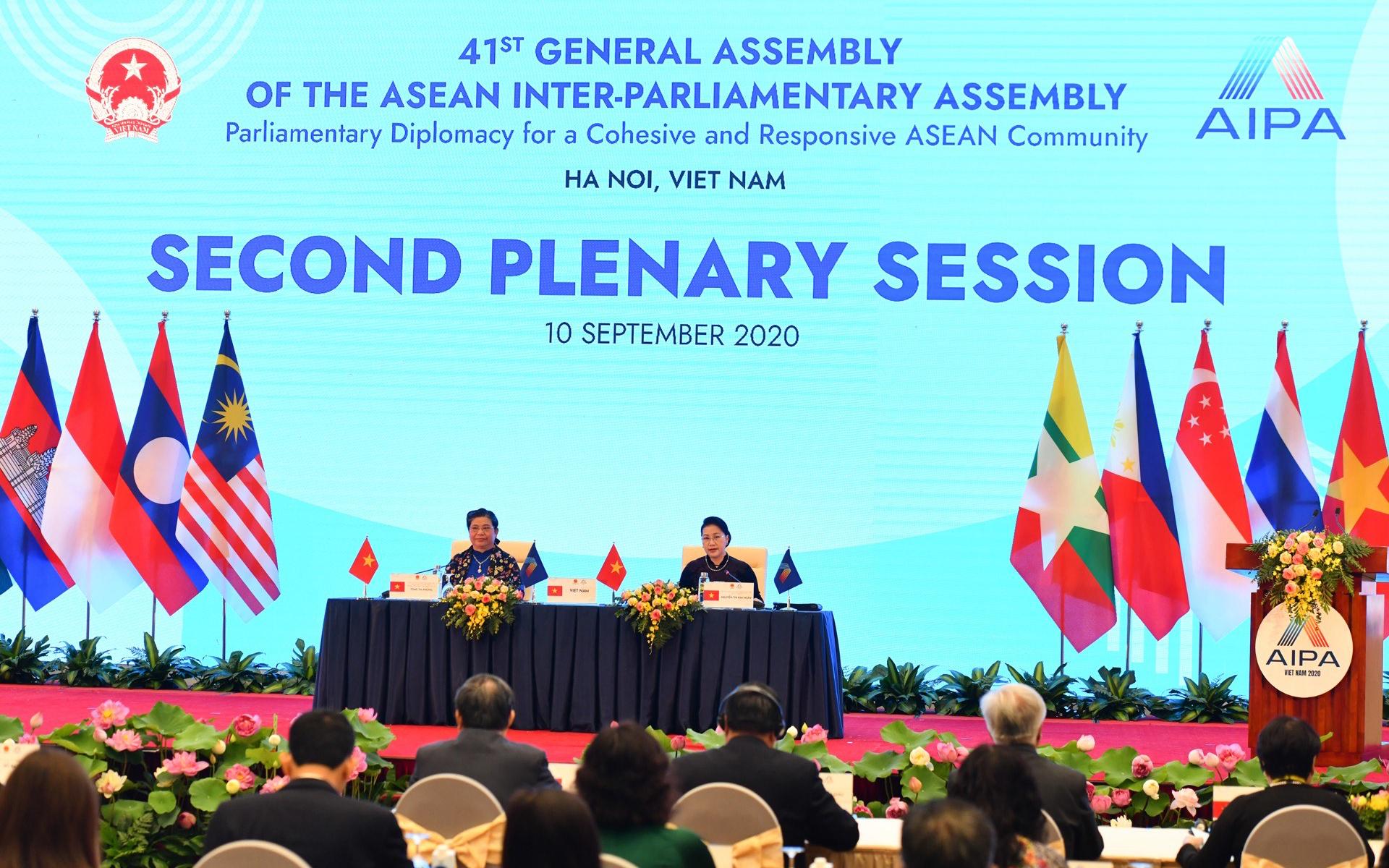 Đại hội đồng AIPA 41 và dấu ấn Quốc hội Việt Nam - 5
