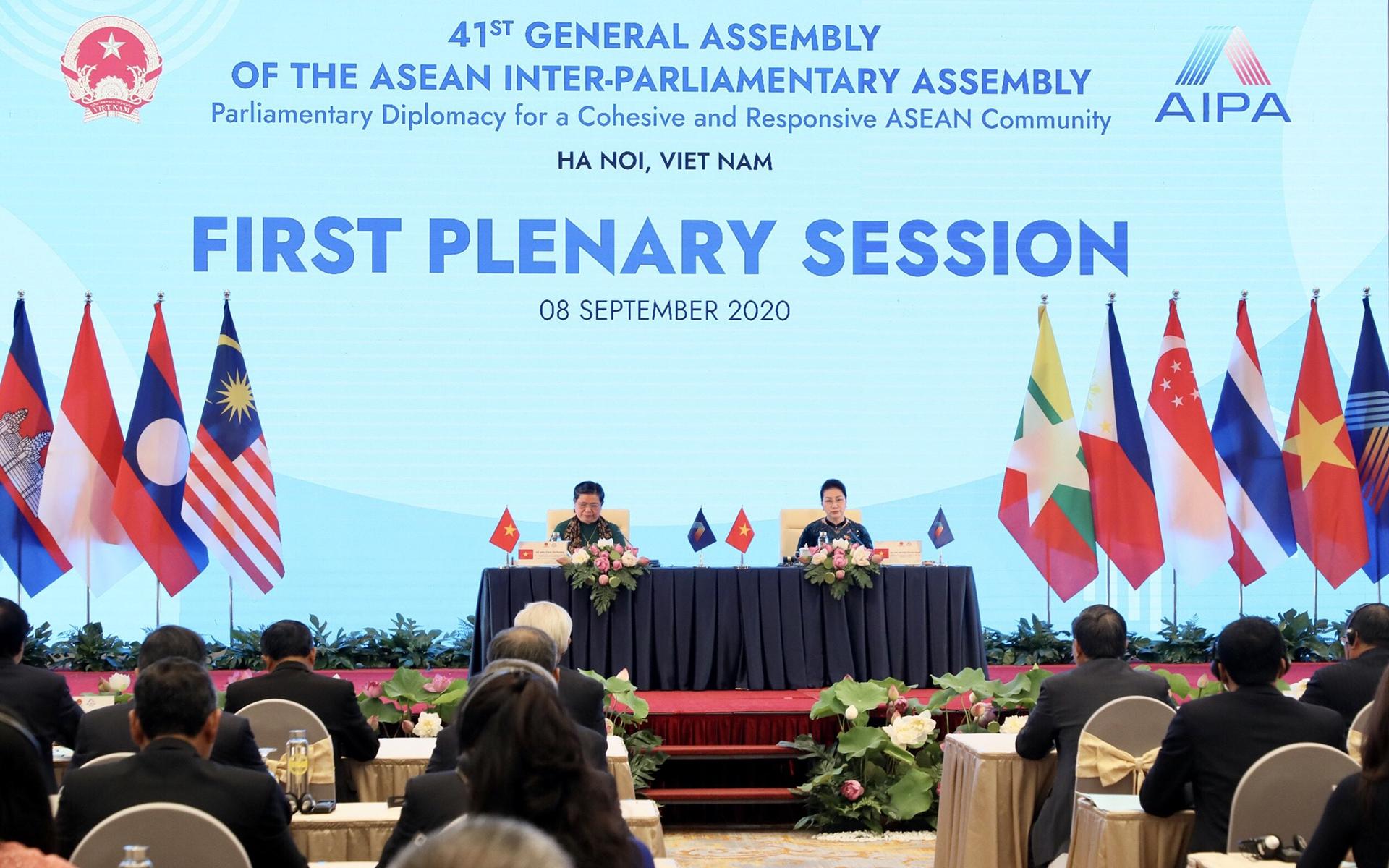 Đại hội đồng AIPA 41 và dấu ấn Quốc hội Việt Nam - 6