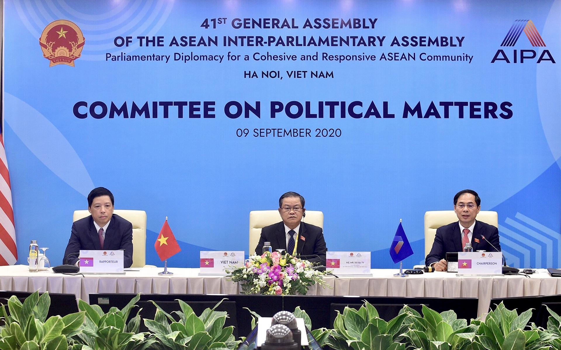 Đại hội đồng AIPA 41 và dấu ấn Quốc hội Việt Nam - 7