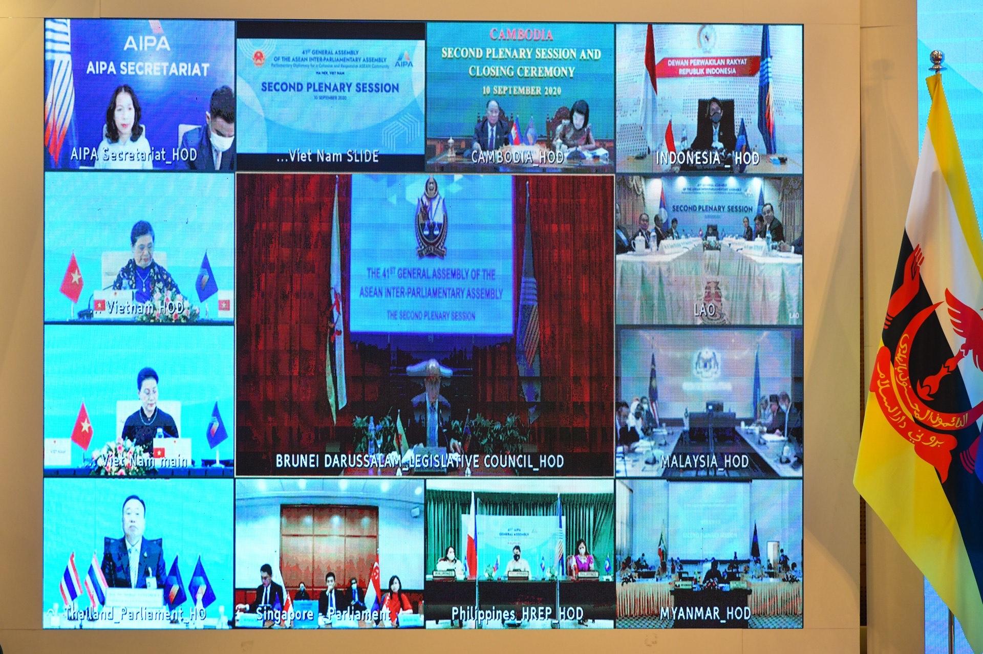 Đại hội đồng AIPA 41 và dấu ấn Quốc hội Việt Nam - 4