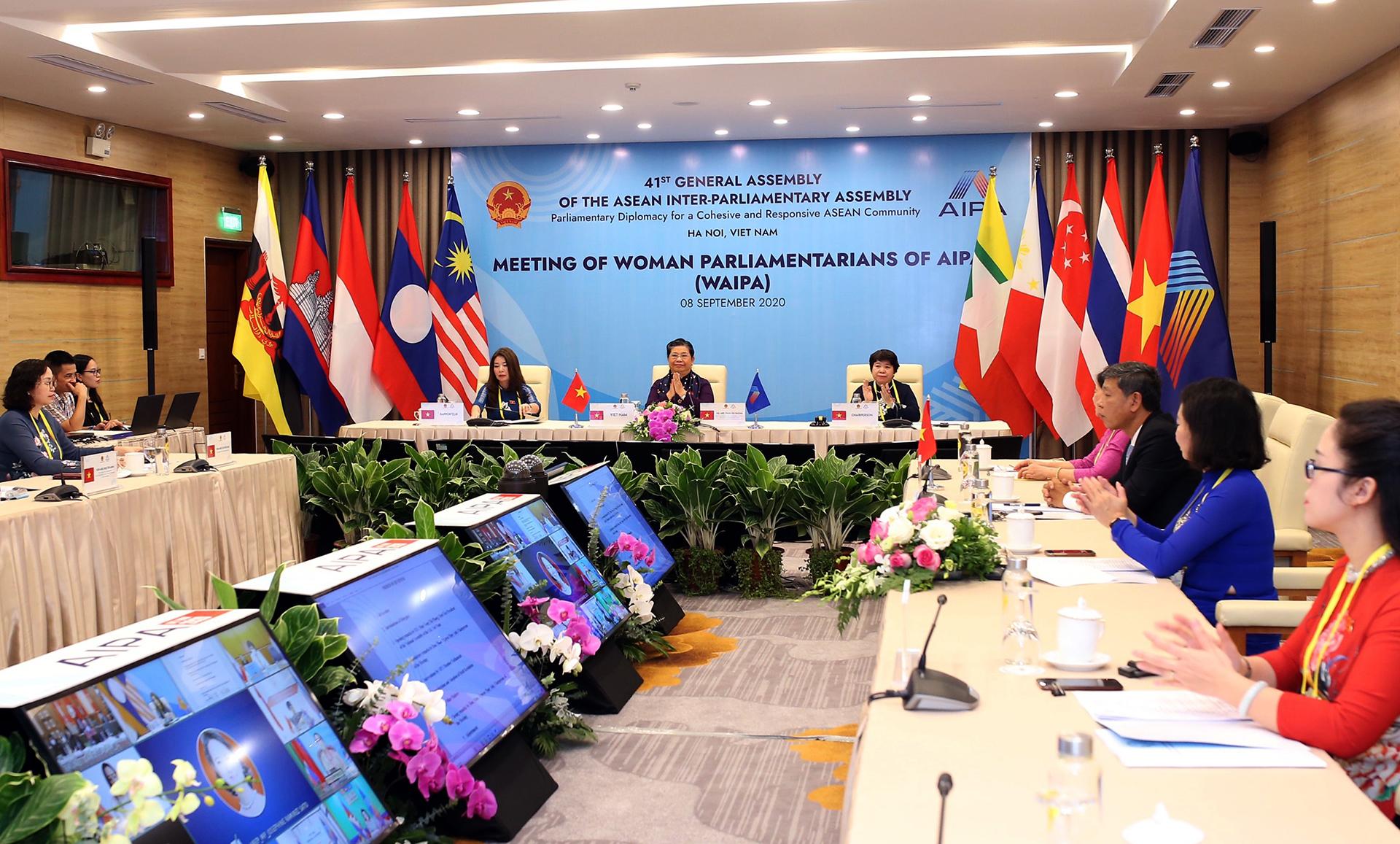 Đại hội đồng AIPA 41 và dấu ấn Quốc hội Việt Nam - 8