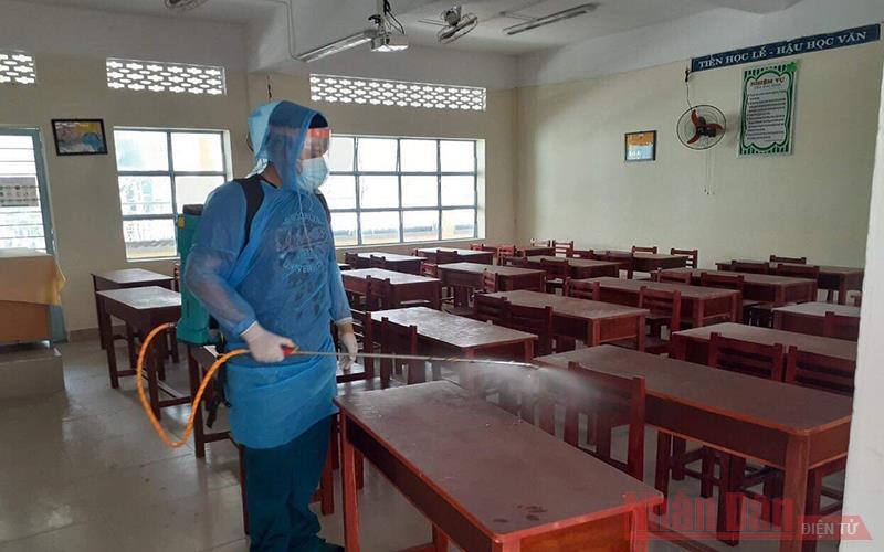 Đà Nẵng sẵn sàng đón học sinh trở lại trường -0