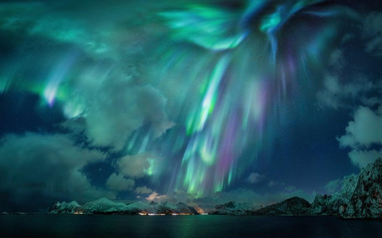 Những bức ảnh thiên văn tuyệt đẹp của năm -0