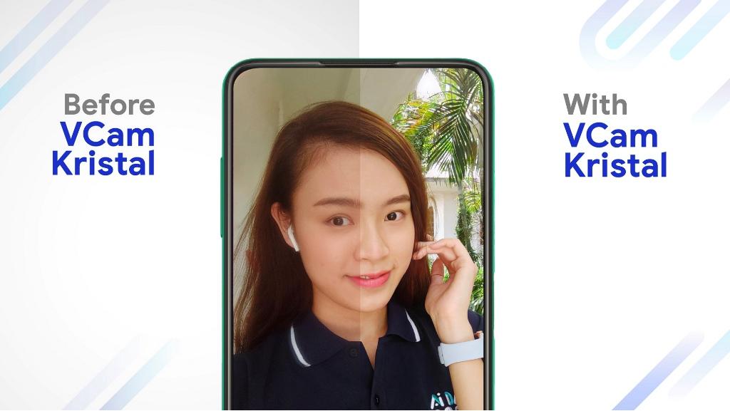 Việt Nam tiên phong trong giải pháp camera ẩn dưới màn hình điện thoại -0