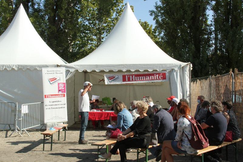 Ngày hội truyền thống lần thứ 85 của những người cộng sản Pháp -0