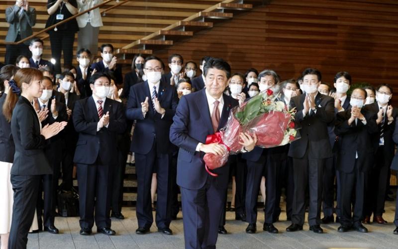 Ông Yoshihide Suga chính thức trở thành tân Thủ tướng Nhật Bản -0
