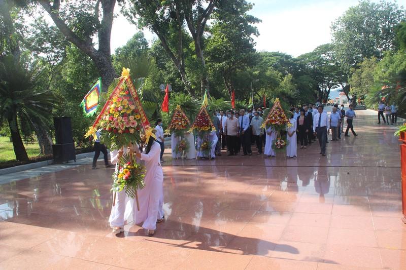 Bình Định tổ chức tưởng niệm Ngày mất Hoàng đế Quang Trung -0