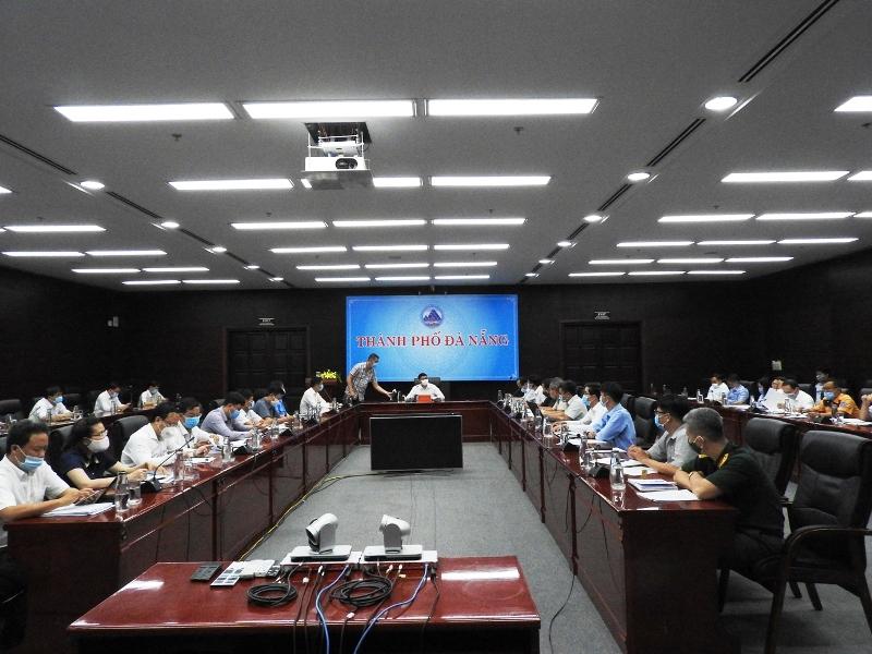 Đà Nẵng khẩn trương ứng phó bão số 5 -0