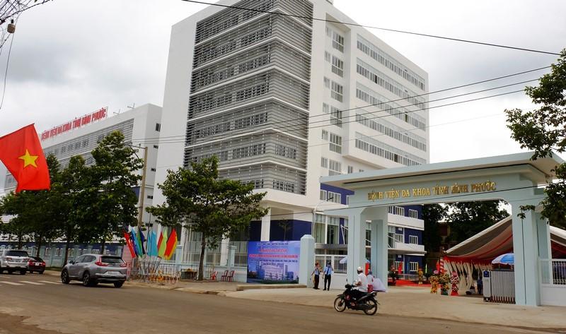 Khánh thành bệnh viện đầu tư từ nguồn trái phiếu chính phủ -0