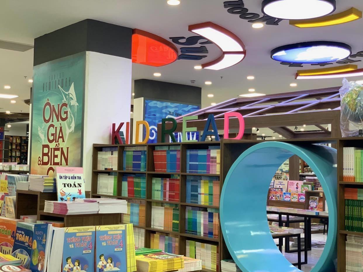 Khai trương tổ hợp Nhà sách - Cafe sách và Khu vui chơi giáo dục Tân Việt -0