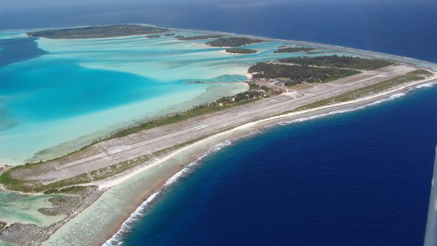 10 sân bay có phong cảnh đường băng đẹp nhất thế giới -0