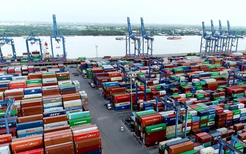 Hải quan TP Hồ Chí Minh giải quyết vướng mắc hàng hóa quá cảnh -0