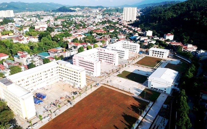 Khánh thành cụm liên trường hiện đại, chất lượng cao ở thành phố Lào Cai  -0