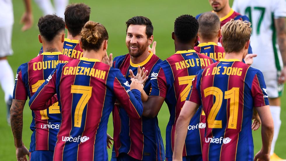 Cuộc đua trở lại ở La Liga -0