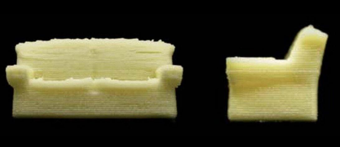 Biến sữa bột thành mực in 3D  -0