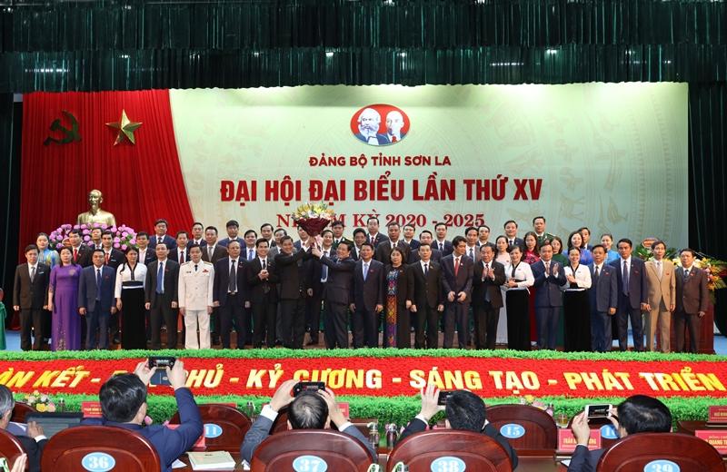 Đại hội Đảng bộ tỉnh Sơn La lần thứ 15 -0